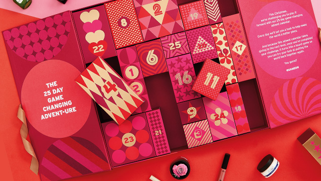 the body shop advent-calendars 2017 3 sep 2017 see more at icangwp beauty blog your limited edition beauty box source