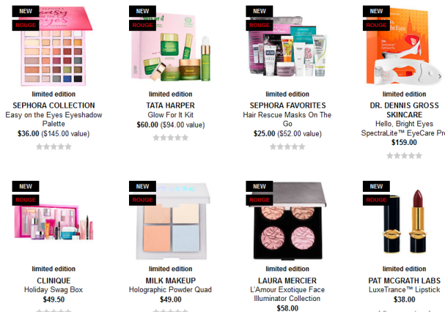 VIB Rouge Exclusives Sephora - see more at icangwp blog - your gift with purchase source sep 2017 2