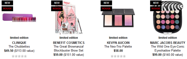VIB Rouge Exclusives Sephora - see more at icangwp blog - your gift with purchase source sep 2017 3