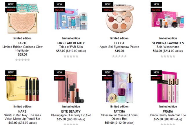 VIB Rouge Exclusives Sephora - see more at icangwp blog - your gift with purchase source
