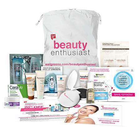 walgreens beauty enthusiat gift bag sep 2017 see more at icangwp blog