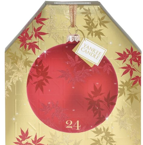 Yankee Candle Christmas Advent Calendar 2017 at boots - see more at icangwp blog