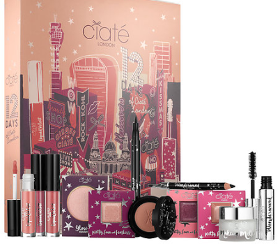 12 Days of Ciate London Ciaté London Sephora ciate advent calendar 2017 makeup 12 doors see more at icangwp blog