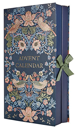 amazon morris and co beauty advent calendar 2017
