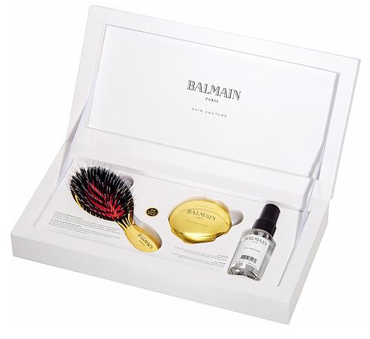 BALMAIN   Mini Golden Spa brush and mirror   Selfridges.com.png