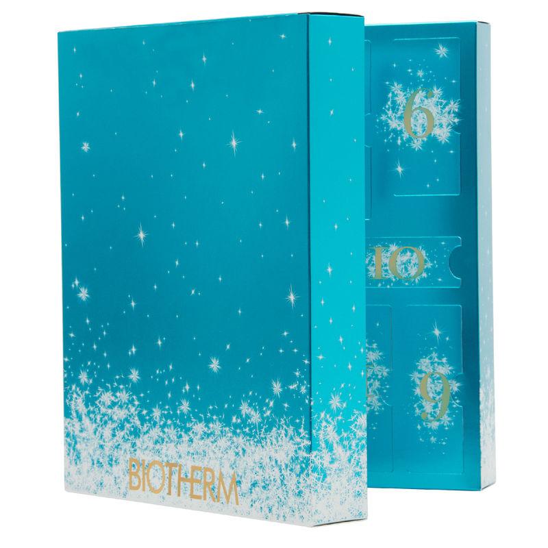 biotherm christmas calendar 2018