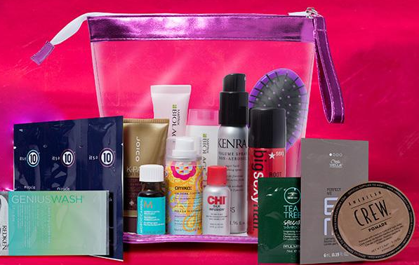 Beauty Brands hair care sample bag 16 oct 2017 see more at icangwp blog.png