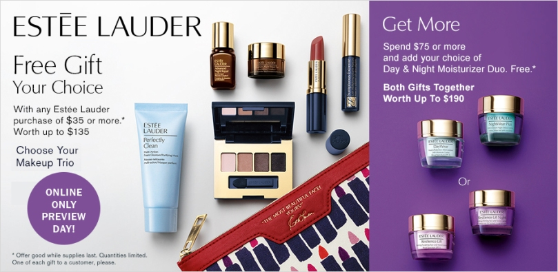bon ton 7pc estee lauder oct 2017 see more at icangwp blog