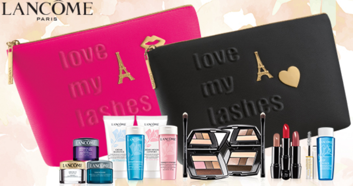 Boscov's 7pc lancome gift oct 2017 see more at icangwp blog
