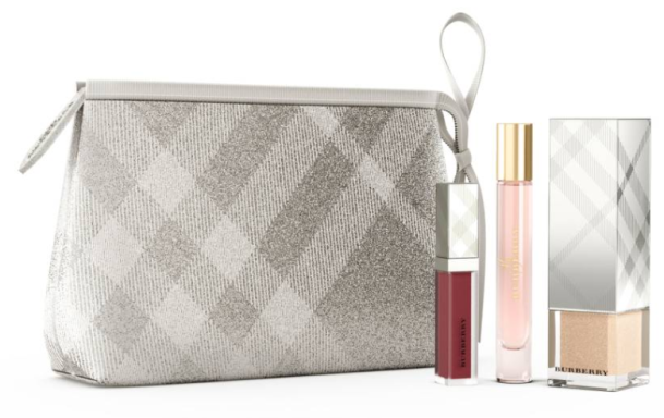 Burberry Beauty Festive Beauty Pouch Collection Limited Edition Nordstrom
