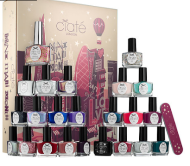 Ciate Mini Mani Month Nail Polish Set Ciaté London Sephora ciate advent calendar 24 doors see more at icangpw blog