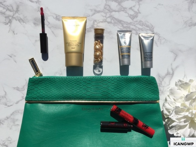 Elizabeth Arden Gift with Purchase 2017 from Belk - see more at icangwp beauty blog