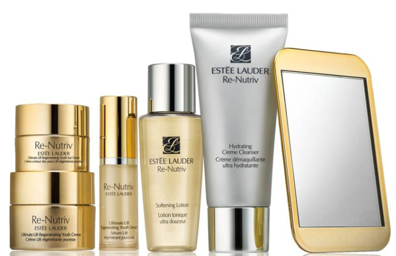 Estée Lauder ReNutriv Ultimate Youth Regenerating Travel Set Limited Edition 250 Value Nordstrom