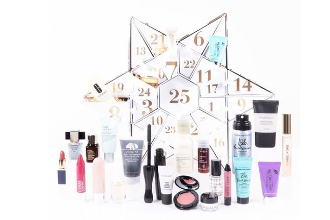 Estee Lauder company advent calendar 2017 see more at icangwp blog