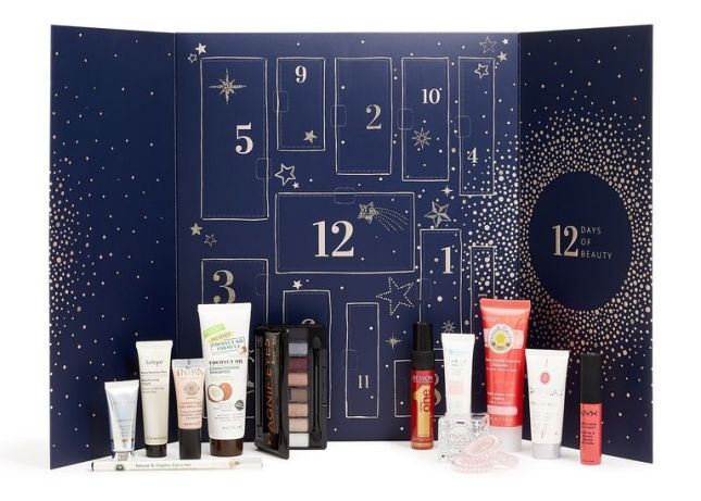 feelunique beauty advent calendars 2017 - see more at icangwp blog