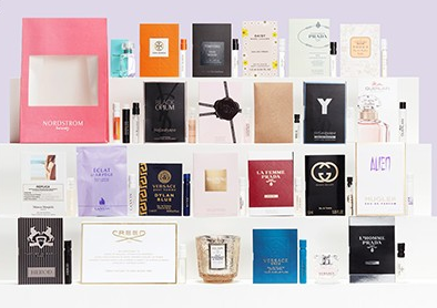 Gift with Purchase Nordstrom 27pc fragrance sample oct 2017 see more at icangwp blog