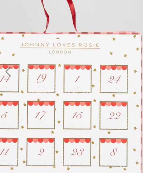 Johnny Loves Rosie Johnny Loves Rosie Jewelry Holidays Advent Calender