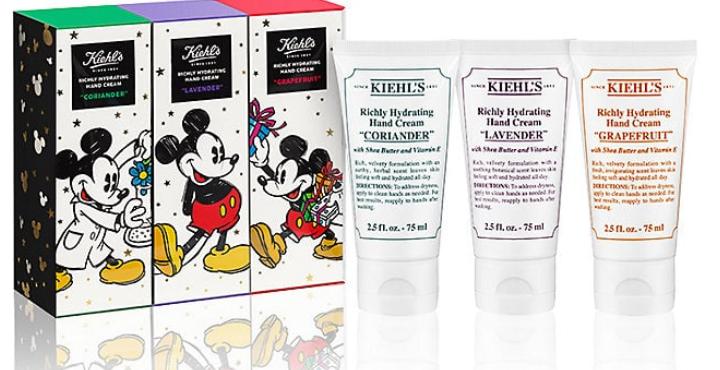 Kiehl s Since 1851 Disney x Kiehl s Scented Hand Cream Trio   Barneys New York.png
