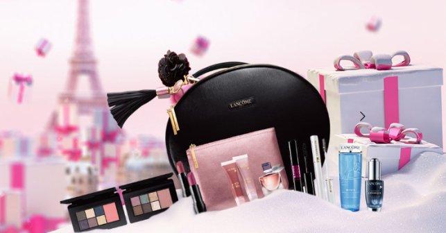 Lancome beauty box 2017 see more at icangwp blog