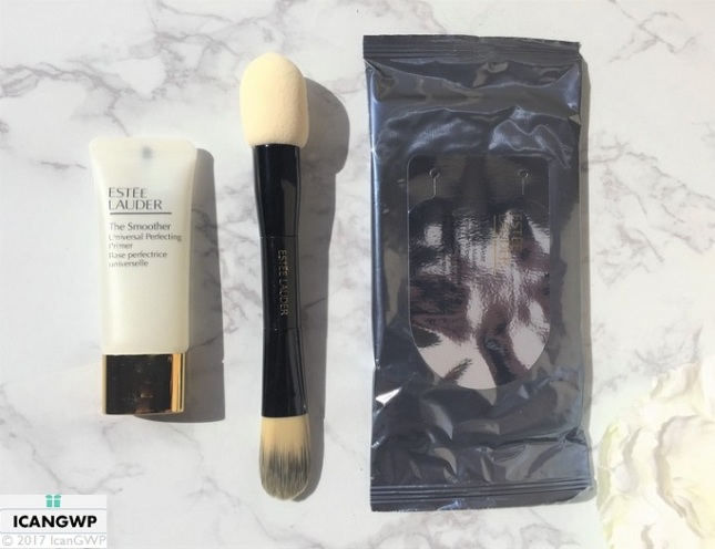 nordstrom Estee Lauder purchase with purchase unboxing by Icangwp blog 2017
