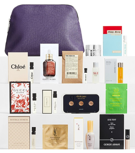 Nordstrom Gift with Purchase 16pc gift with $125 oct 2017 see more at icangwp blog