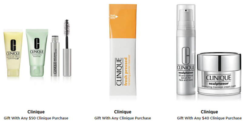 saks clinique Beauty   Gifts with Purchase   saks.com