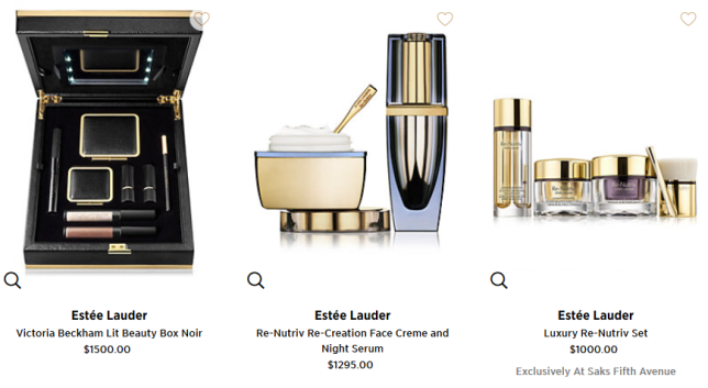Saks estee lauder most expensive 2017 $1000 cream see more at icangwp blog