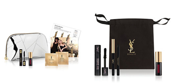 saks ysl 125 150 Beauty Gifts with Purchaseoct 2017