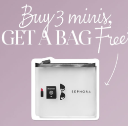 sephora free bag with minis oct 2017 see more at icangwp blog
