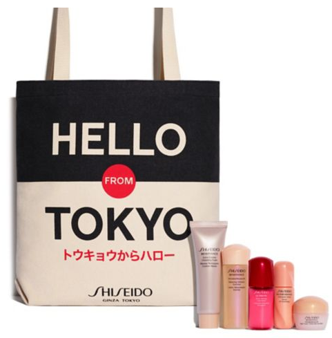 Shiseido Benefiance Gift With your purchase of 2 or more Shiseido skincare products lordandtaylor.com