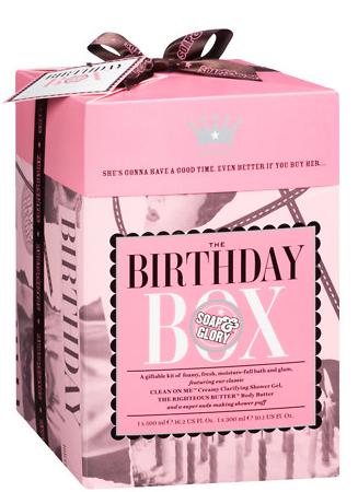 Soap Glory The Birthday Box Gift Set Walgreens