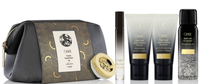 SPACE.NK.apothecary Oribe Travel Essentials Set 119 Value Nordstrom