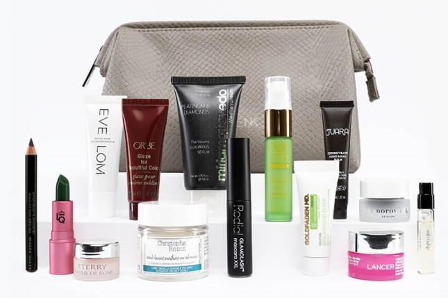 space nk Beauty Essentials GWP oct 2017 see more at icangwp blog 2