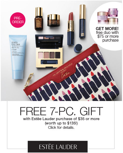 stage stores estee lauder 7pc gift oct 2017 see more at icangwp blog
