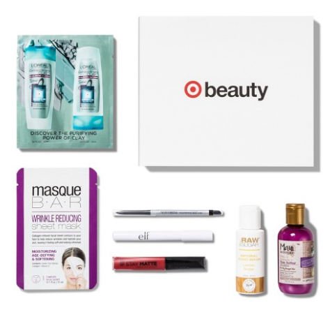 Target Beauty Box™ October Target