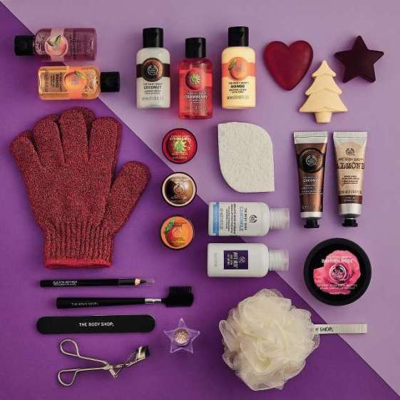 the body shop advent calendar 2017 24-days-of-beauty-advent-calendar see more at icangwp blog 2