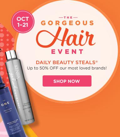 ulta gorgeous hair event