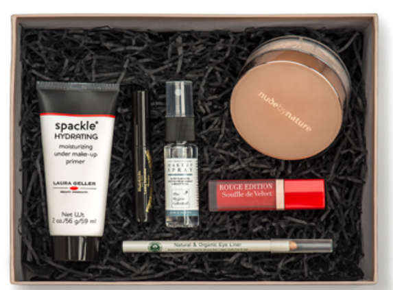 Universal Makeup Beauty Box Powered by Feelunique Feelunique