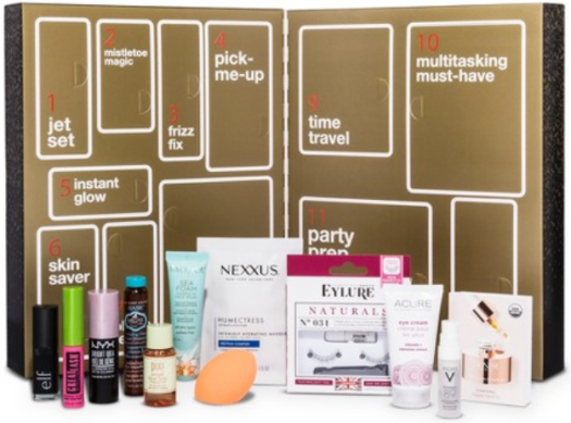 12 Days of Beauty Advent Calendar Target beauty advent calendar 2017 see more at icangwp blog