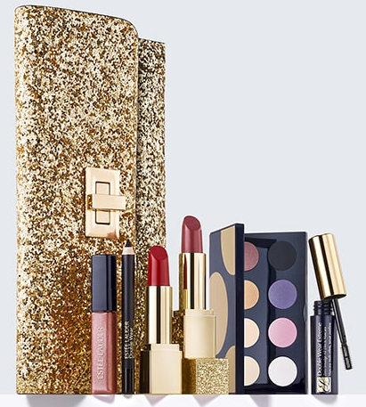 All Out Glamour Estee Lauder uk holiday 2017 see more at icangwp beauty blog