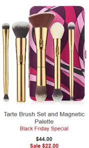 Beauty Black Friday Preview Specials tarte 2017 see more at icangwp blog