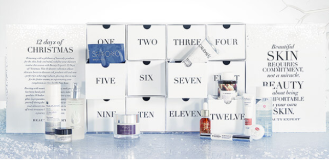 Beauty expert beauty advent calendar 2017 see more at icangwp blog The BE Collection Cosmetics Beauty Expert Free Delivery