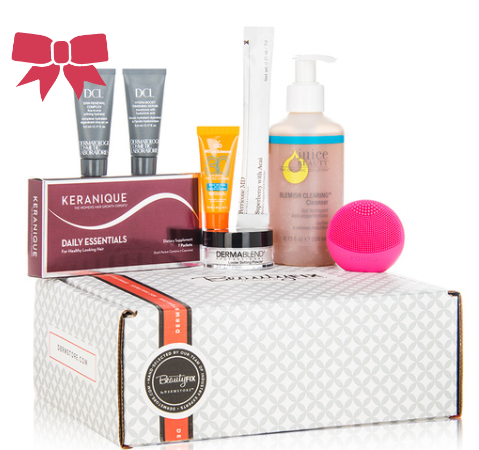 BeautyFIX Gift With Purchase Thanksgiving Throwback Dermstore