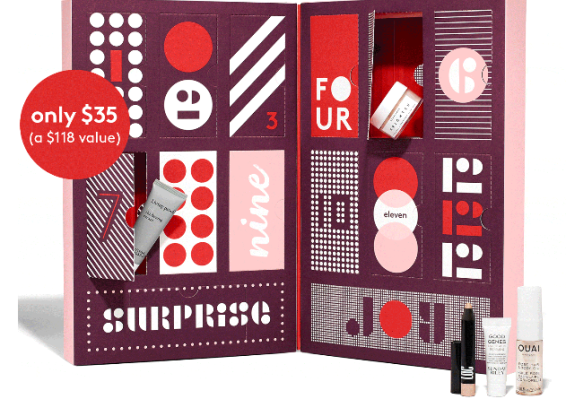 Birchbox advent calendar 2017 usa nov 2017 - see more at icangwp beauty blog