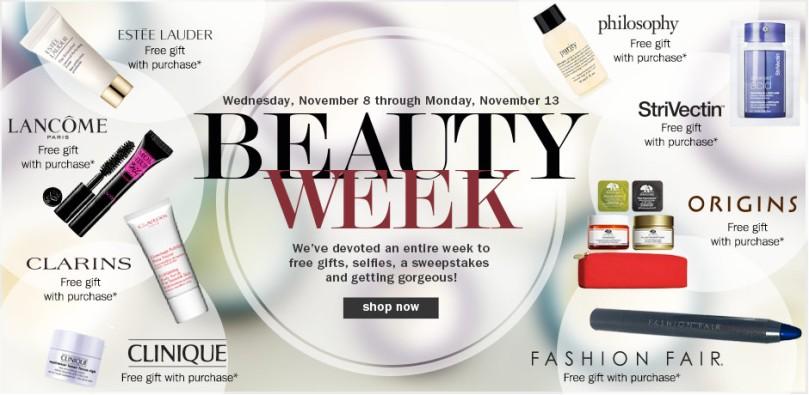 bon ton beauty week
