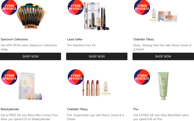 cult beauty cyber monday extra see more at icangwp blog