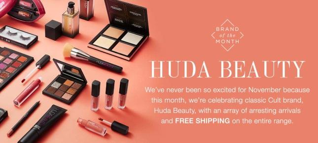 cult beauty huda free shipping nov 2017 see more at icangwp blog