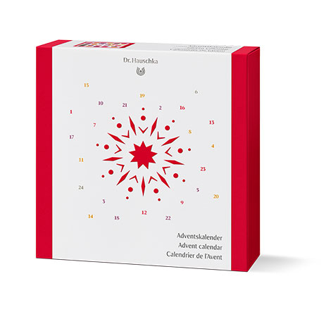 dr Hauschka Advent calendar 2017 see more at icangwp blog