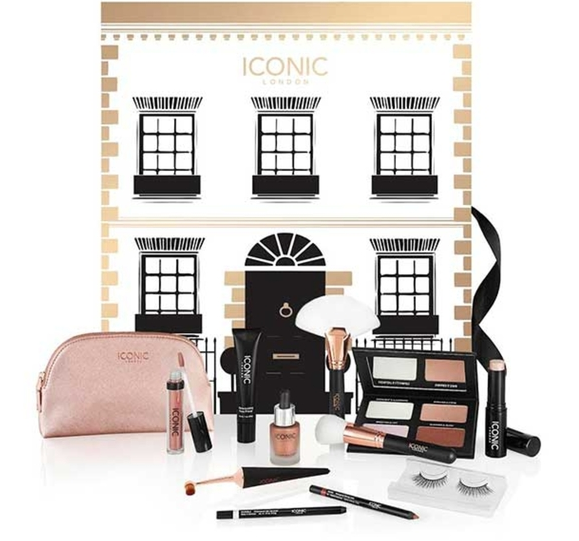 Iconic London beauty advent calendar 2017 Girl About Town Gift Box Fortnum Mason see more at icangwp blog