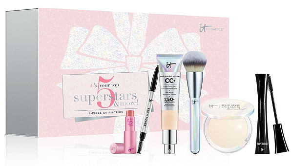 IT Cosmetics IT s Your Top 5 Superstars Skin Perfecting Collection — QVC.com